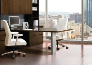 Accounting Firm, Steelcase Wood Solutions