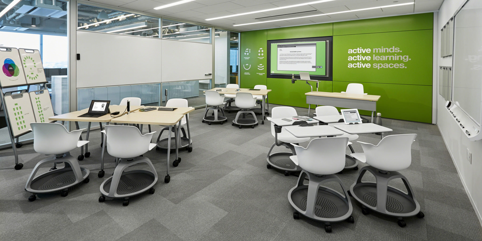 Comprehensive Office Furniture Services New York