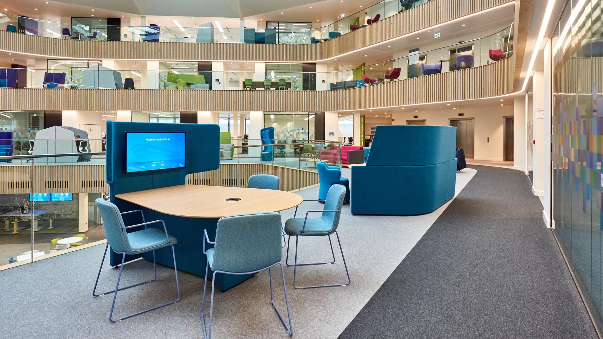 Steelcase Acquires Orangebox, UK-based Maker of Alternative Furniture
